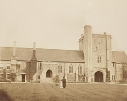 Beaufort's Tower, Refectory And Master's Residence, St. Cross